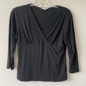 cAbi black blouse